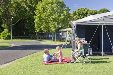 Silver Sands Holiday Park - Maitland Accommodation
