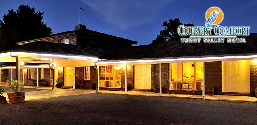 Country Comfort Tumut Valley Motel - Maitland Accommodation