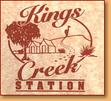 Kings Creek Station - Maitland Accommodation