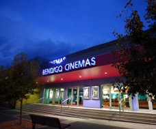 Bendigo Cinemas - Maitland Accommodation