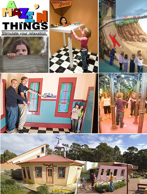 A Maze 'N Things - Maitland Accommodation