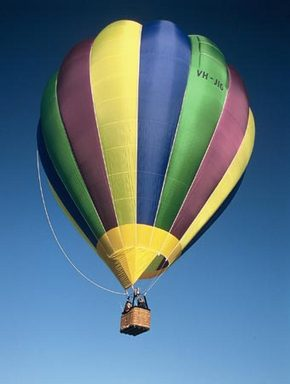 Balloon Safari - Maitland Accommodation