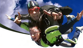 Adelaide Tandem Skydiving - Maitland Accommodation