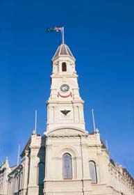 Fremantle Town Hall - Maitland Accommodation