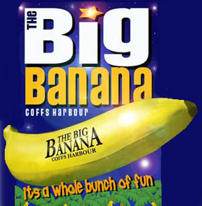 Big Banana - Maitland Accommodation