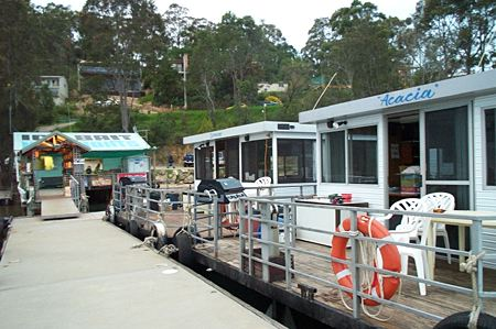 Clyde River Houseboats - Maitland Accommodation