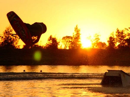 Bonney's WA Water Ski Park - Maitland Accommodation