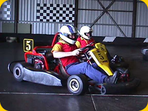 Indoor Kart Hire - Maitland Accommodation