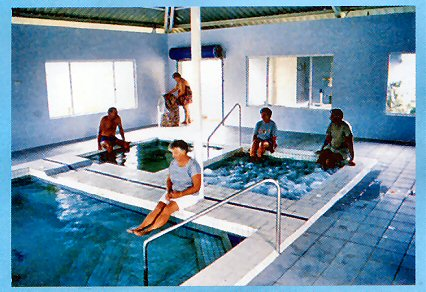Innot Hot Springs Leisure  Health Park - Maitland Accommodation