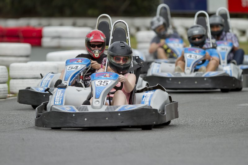 Kingston Park Raceway Go Karting - Maitland Accommodation