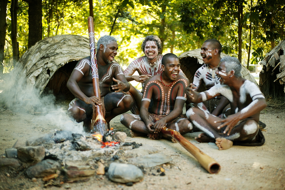 Tjapukai Aboriginal Cultural Park - Maitland Accommodation