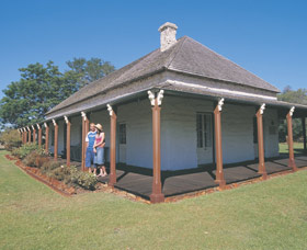 Wonnerup House and Old School - Maitland Accommodation