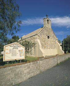 St Mary's Anglican Church - Maitland Accommodation