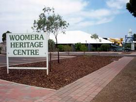 Woomera Heritage and Visitor Information Centre - Maitland Accommodation