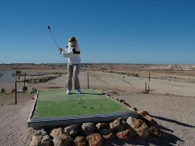 Coober Pedy Opal Fields Golf Club - Maitland Accommodation
