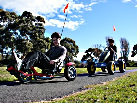 Pedal Buggies Tasmania - Maitland Accommodation