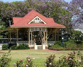 Gympie Memorial Park - Maitland Accommodation