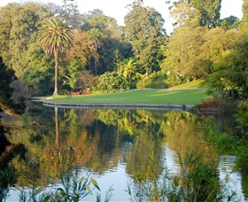 Royal Botanic Gardens Melbourne - Maitland Accommodation