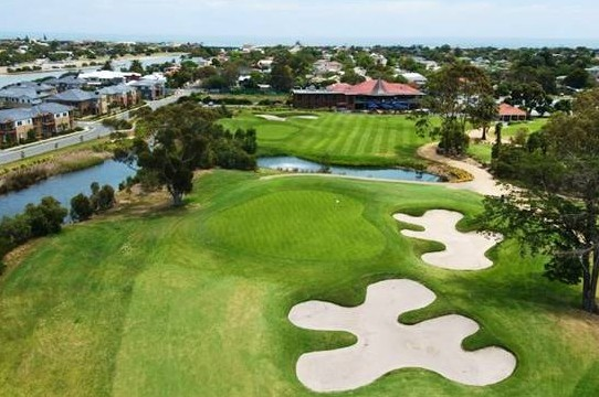 Patterson River Golf Club - Maitland Accommodation