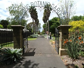 Friends of Geelong Botanic Gardens - Maitland Accommodation