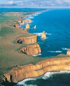 12 Apostles Flight Adventure from Apollo Bay - Maitland Accommodation