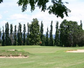 Aberdeen Golf Club - Maitland Accommodation