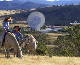 Canberra Deep Space Communication Complex - Maitland Accommodation