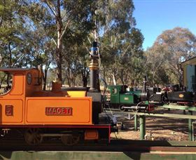 Mudgee Miniature Railway - Maitland Accommodation