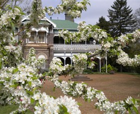 Saumarez Homestead - Maitland Accommodation
