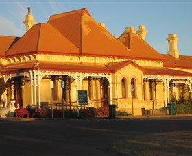 Armidale Railway Museum - Maitland Accommodation