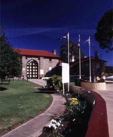 New South Wales Corrective Services Museum - Maitland Accommodation