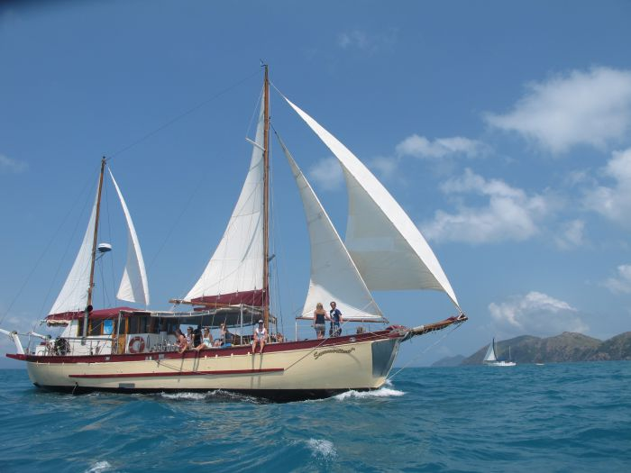 Adventure Cruise Dive and Outer Reef - Whitsundays Sailing Adventures - Maitland Accommodation