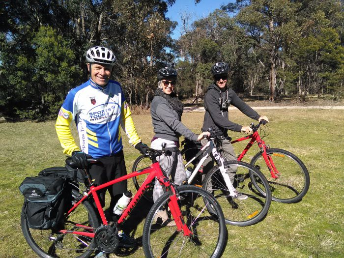 Granite Belt Bicycle Tours and Hire - Maitland Accommodation