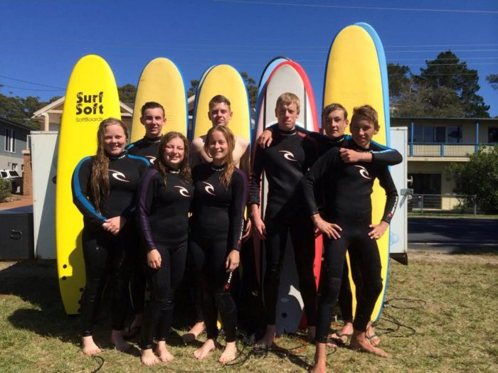 Broulee Surf School - Maitland Accommodation