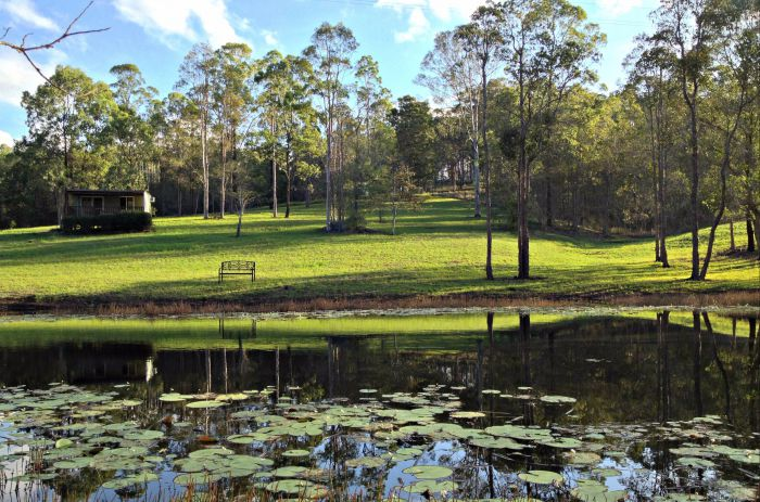 Melawondi Spring Retreat - Maitland Accommodation