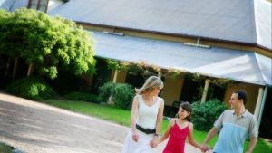 Lanyon Homestead - Maitland Accommodation