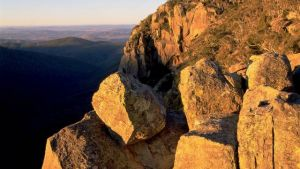 Booroomba Rocks - Maitland Accommodation