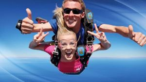 Skydive Oz Canberra - Maitland Accommodation