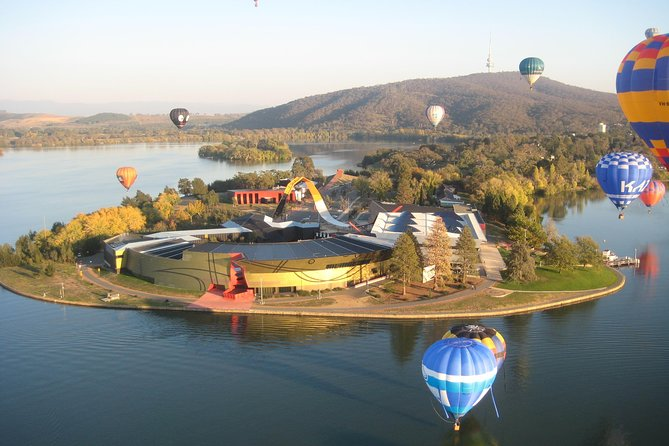 Canberra Hot Air Balloon Flight at Sunrise - Maitland Accommodation