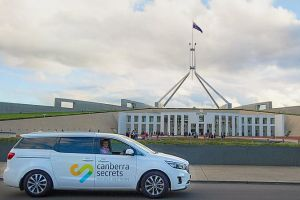 Canberra Secrets Highlights Tour - Maitland Accommodation