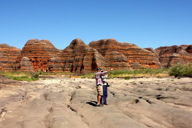Bungle Bungle Flight Domes  Cathedral Gorge Guided Walk from Kununurra - Maitland Accommodation
