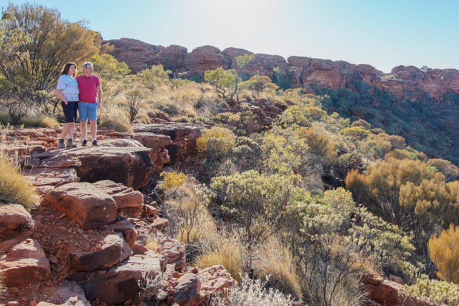 Kings Canyon Day Trip from Ayers Rock - Maitland Accommodation