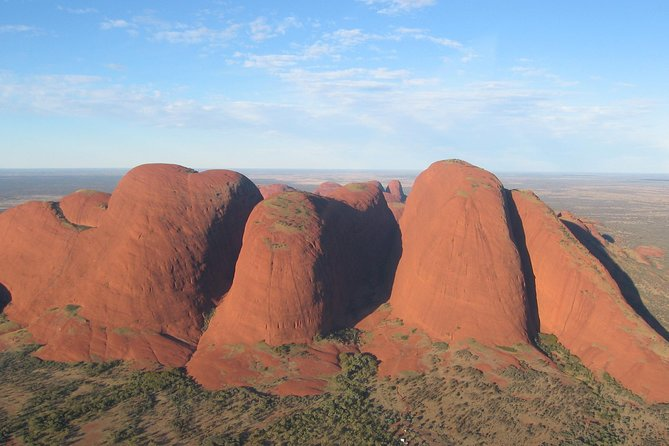 Kata Tjuta and Uluru Grand View Helicopter Flight - Maitland Accommodation