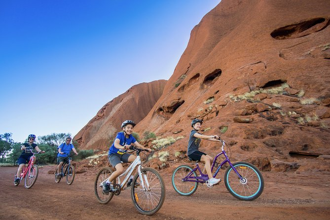 Outback Cycling Uluru Bike Ride - Maitland Accommodation