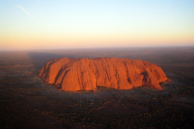 Fixed-Wing Scenic Flight from Uluru Ayers Rock - Maitland Accommodation