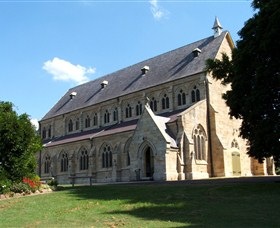 St Peters Anglican Church - Maitland Accommodation
