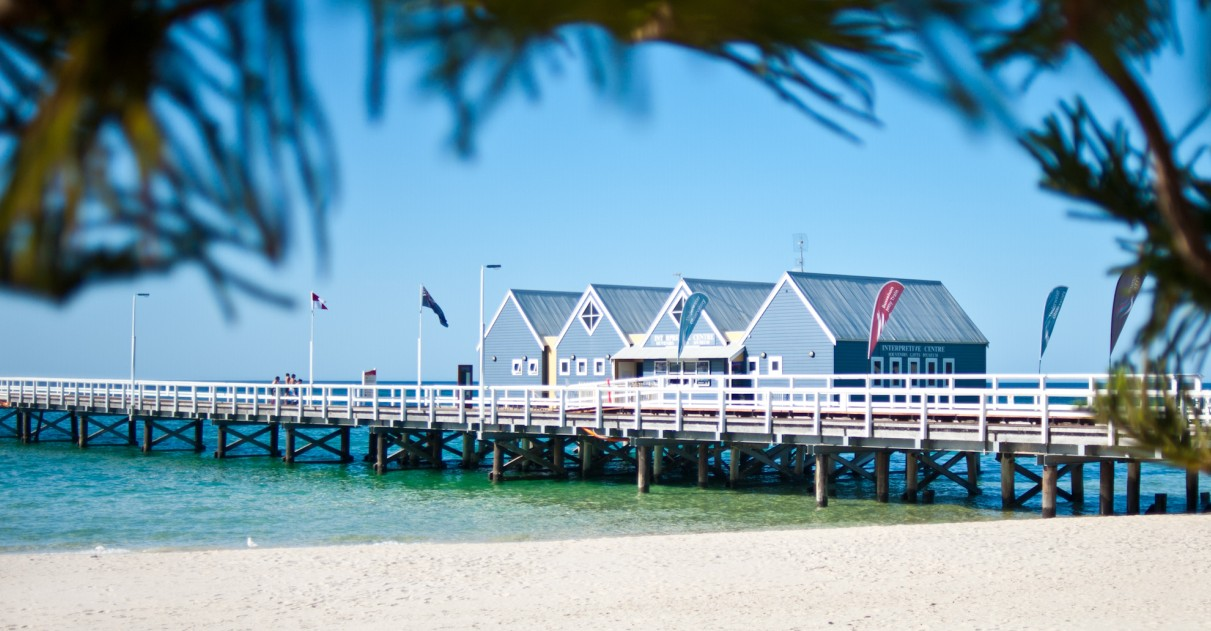 Busselton Jetty  Underwater Observatory Tour - Maitland Accommodation