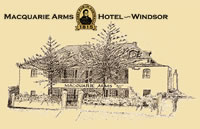 Macquarie Arms Hotel - Maitland Accommodation