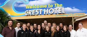 The Crest Hotel Sylvania - Maitland Accommodation