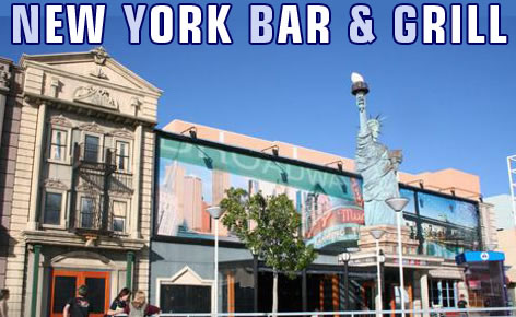 New York Bar  Grill - Maitland Accommodation